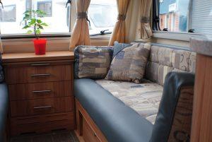 Caravan & Motorhome Upholstery Services