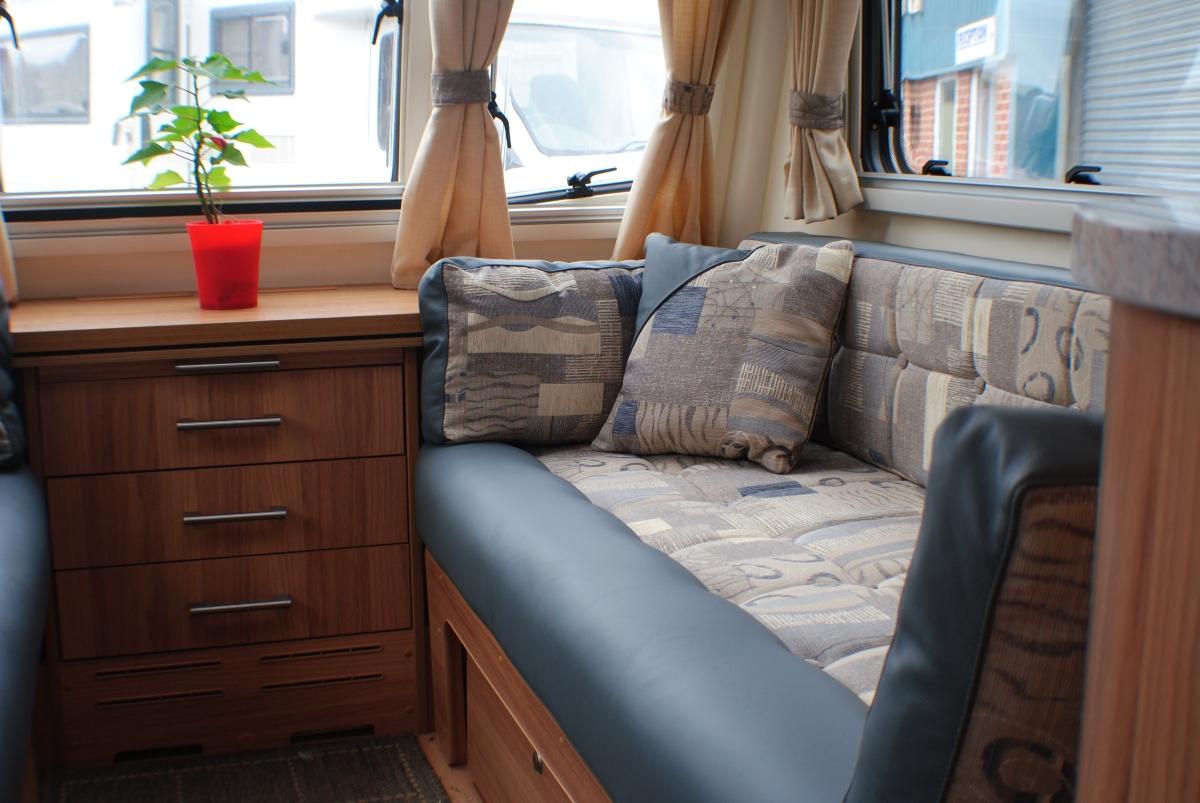 Motorhome Upholstery   Regal Furnishing