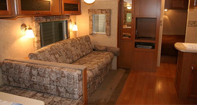 the biggest elements of motorhome interiors regal furnishing